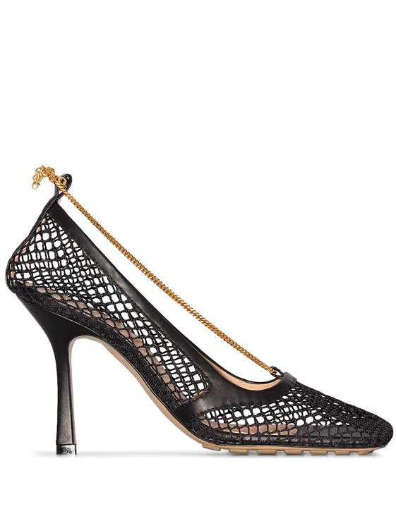 BOTTEGA VENETA STRETCH PUMPS