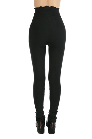 MARC LE BIHAN WOMEN STRETCH LEGGING