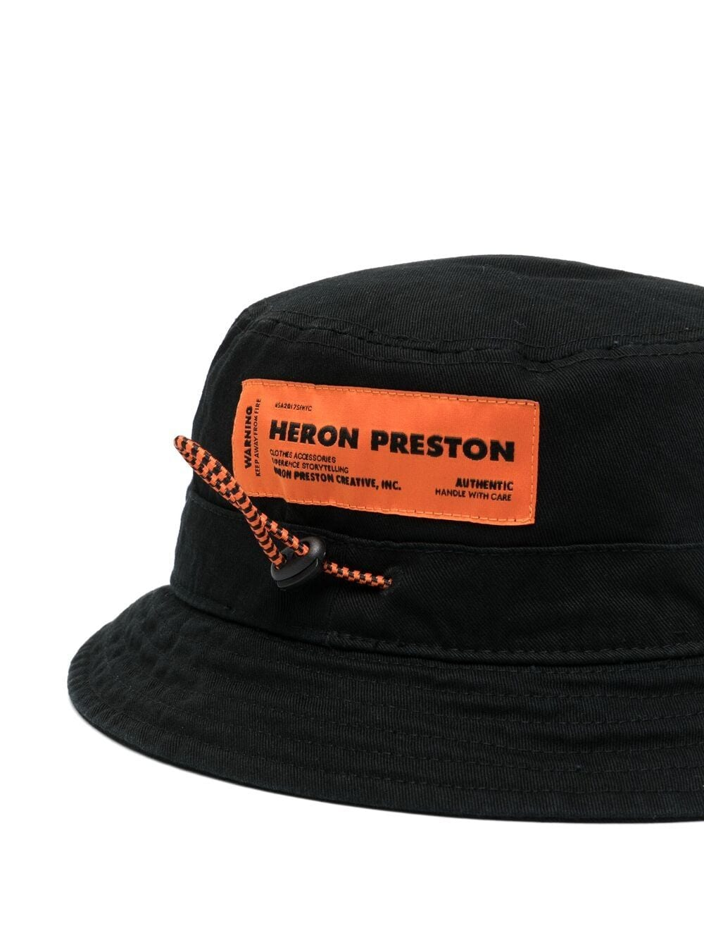 HERON PRESTON MEN BUCKET HAT