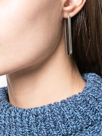 WERKSTATT MUNCHEN EARRINGS LOOP LINES
