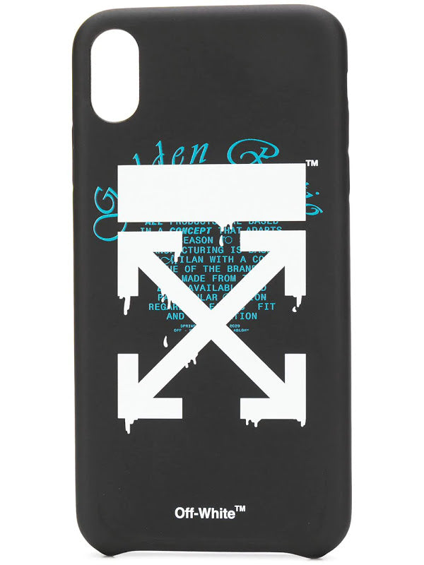 OFF-WHITE DRIPPING ARROWS IPHONE XS MAX COVER