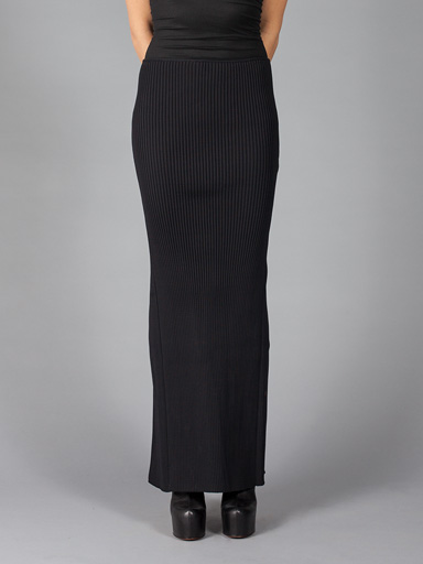 VETEMENTS WOMEN MAXI SKIRT