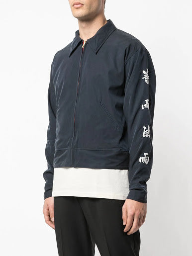 KOZABURO MEN REVERSIBLE SOUVENIR JACKET