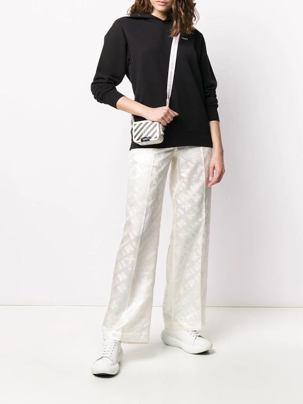 KIRIN WOMEN OLOGRAFIC LOW WAIST PANTS
