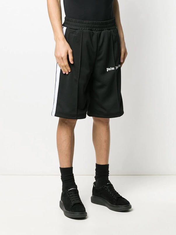 PALM ANGELS MEN TRACK SHORTS