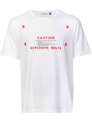 UNDERCOVER MEN EXPLOSIVE BOLTS T-SHIRT