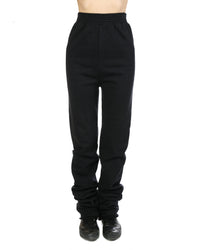 VETEMENTS WOMEN SKINNY TRACKSUIT TROUSERS