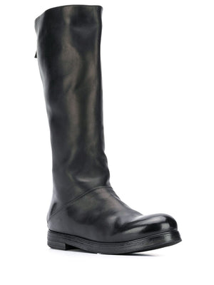 MARSELL WOMEN LEATHER BOOTS