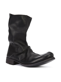MA+ MEN CENTRAL STITCHED TWO PIECE TALL BOOT