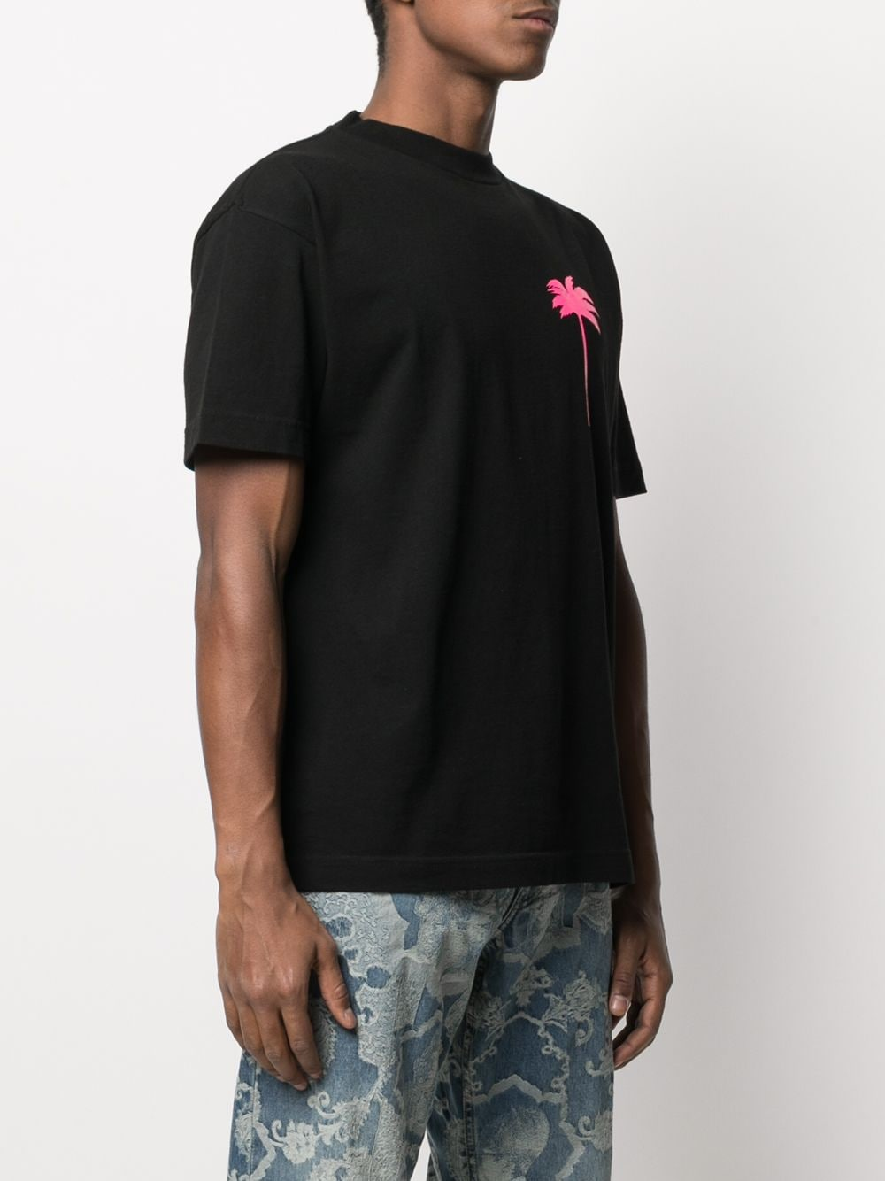 PALM ANGELS MEN PALM X PALM CLASSIC TEE
