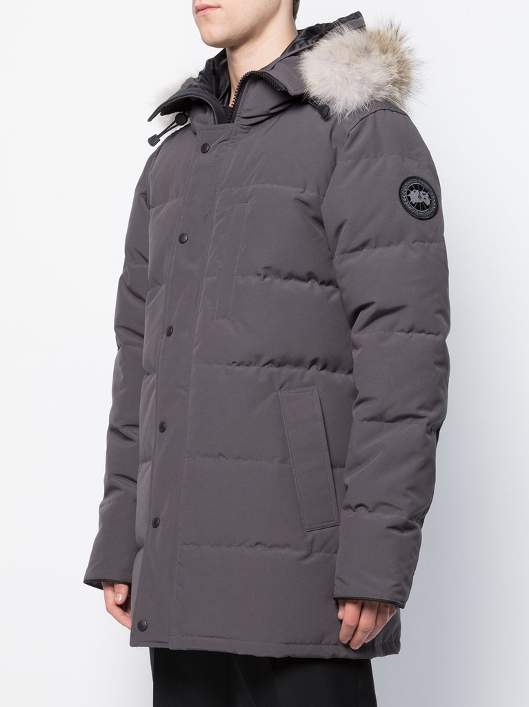 CANADA GOOSE MEN CARSON PARKA BLACK LABEL 3805MB 66