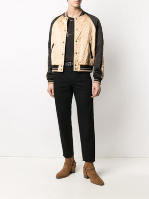 SAINT LAURENT MEN CARROT PANTS