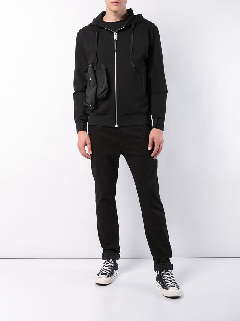 ALYX MEN CHEST POCKET HOODIE AAMSW0006A001