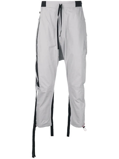UNRAVEL MEN TELA DROP CROTCH PANTS MEDIUM
