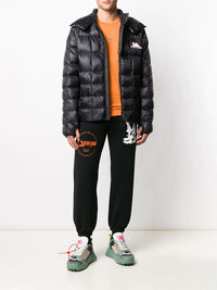 OFF-WHITE PACKABLE PUFFER JACKET