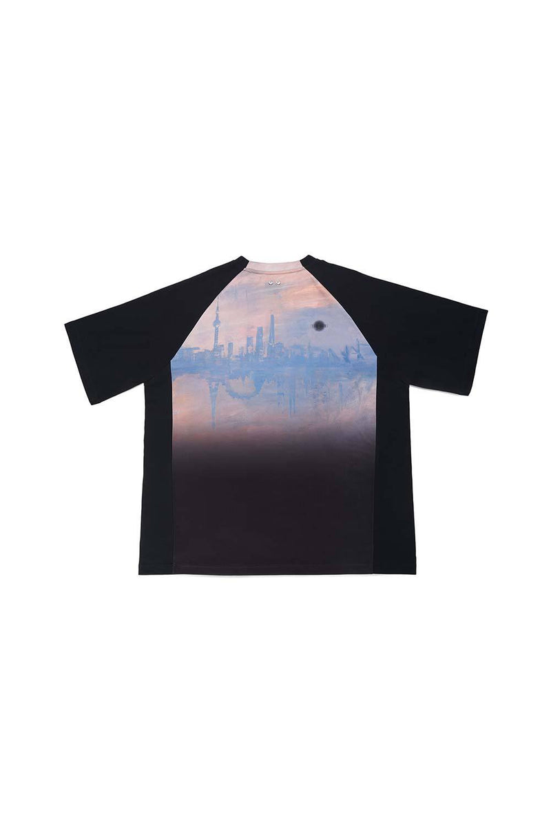 TEAM WANG X MONET T-SHIRT