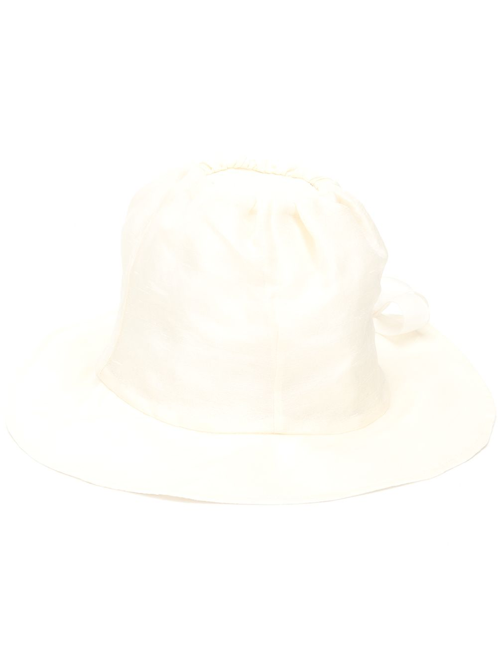 RENLI SU WOMEN FLUTED REVERSIBLE TULIP HAT