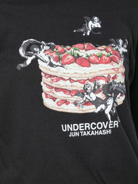 UNDERCOVER WOMEN PANCAKE ANGELS T-SHIRT