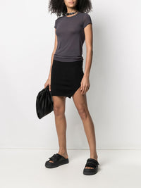 RICK OWENS WOMEN CROPPED LEVEL T