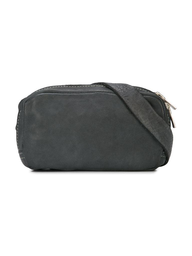 GUIDI SOFT HORSE LEATHER FANNY PACK