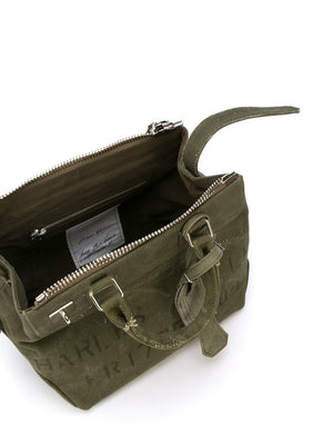 READYMADE VINTAGE MILITARY DUFFLE MINI GYM BAG