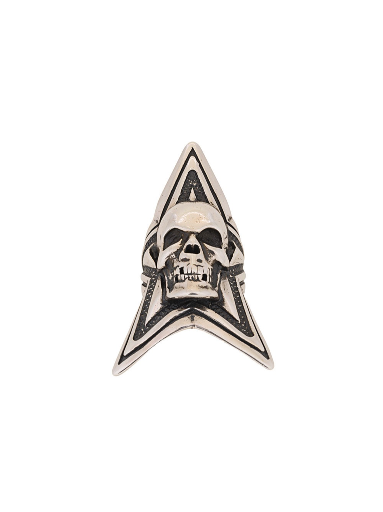 CODY SANDERSON SKULL STAR RING