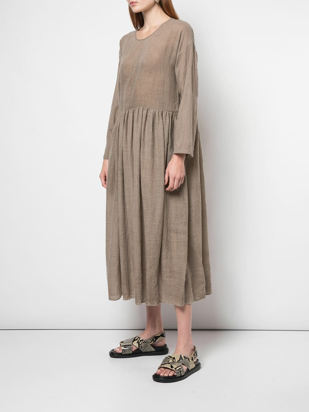 UMA WANG WOMEN ALEXA DRESS