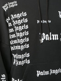 PALM ANGELS MEN ULTRA LOGO OVER HOODY