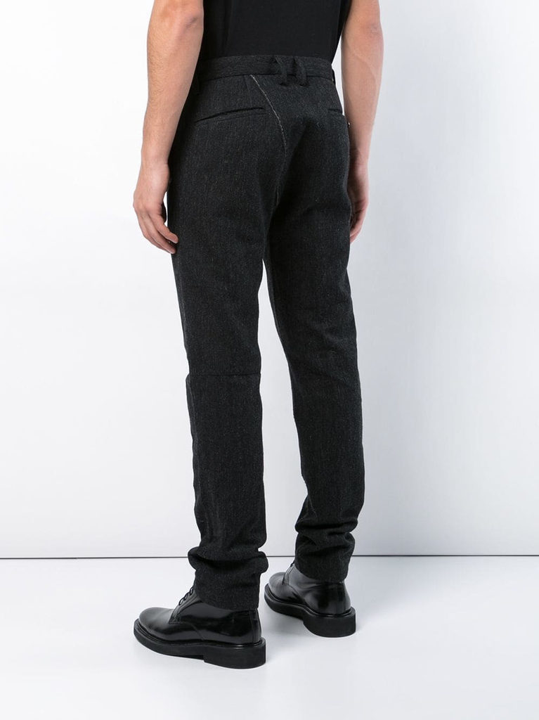 TAICHI MURAKAMI MEN L-POCKET TROUSERS METAL EDGE