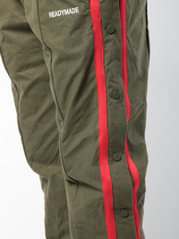 READYMADE MEN SIDE BUTTON TRACK PANT
