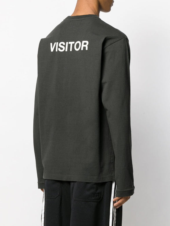 AMBUSH UNISEX VISITOR LONG SLEEVE T-SHIRT