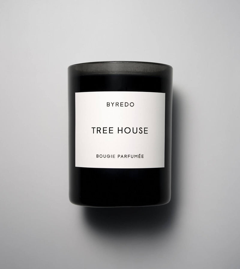 BYREDO TREE HOUSE FRAGRANCE CANDLE