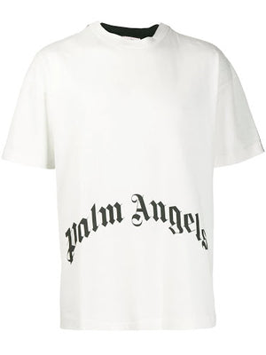 PALM ANGELS MEN THINKING SKULL TEE