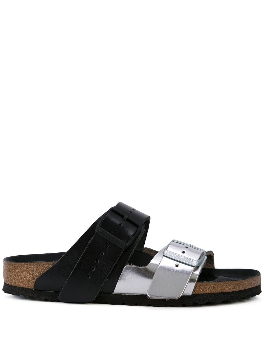 RICK OWENS X BIRKENSTOCK WOMEN ARIZONA COMBO SANDALS