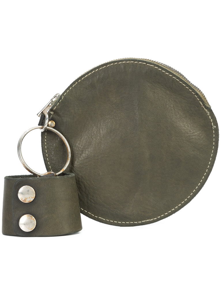 GUIDI CIRCLE COIN POCKET