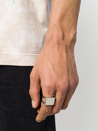 MAISON MARGIELA SQUARE STITCH RING