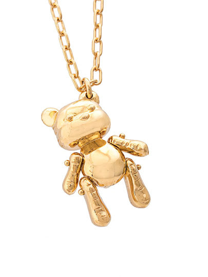 AMBUSH INFLATED TEDDY BEAR NECKLACE