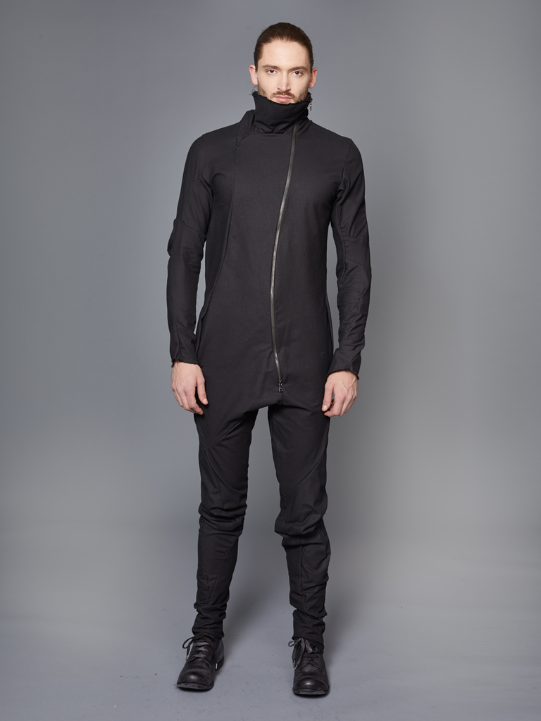 LEON EMANUEL BLANCK MEN DISTORTION CHEMSUIT