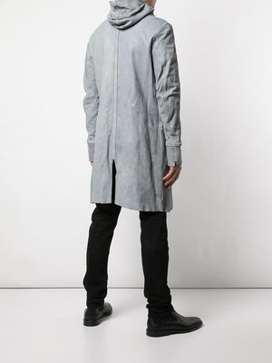 GUIDI X LAYER-0 MEN CTM SOFT HORSE LEATHER PARKA