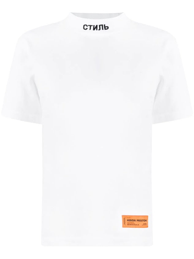 HERON PRESTON WOMEN SS TURTLENECK CTNMB