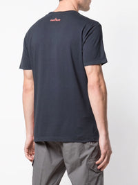 STONE ISLAND MEN GRAPHIC LOGO T-SHIRT