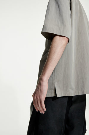 SYSTEM MEN SHORT SLEEVE SHIRTS
