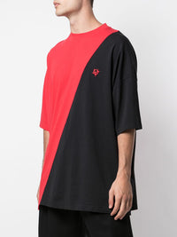 VETEMENTS MEN ANARCHY FLAG T-SHIRT