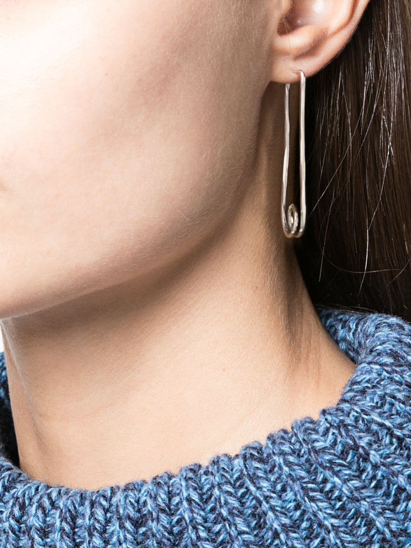 WERKSTATT MUNCHEN EARRINGS LOOP CURL