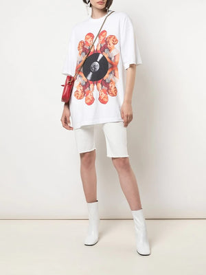UNDERCOVER WOMEN PRINTED T-SHIRT