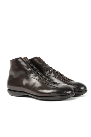 M_MORIA SHELL CORDOVAN ANATOMIC SOFT GOODYEAR TRAINER