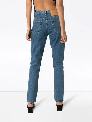 VETEMENTS WOMEN GOTHIC VETEMENTS MAGIC JEANS