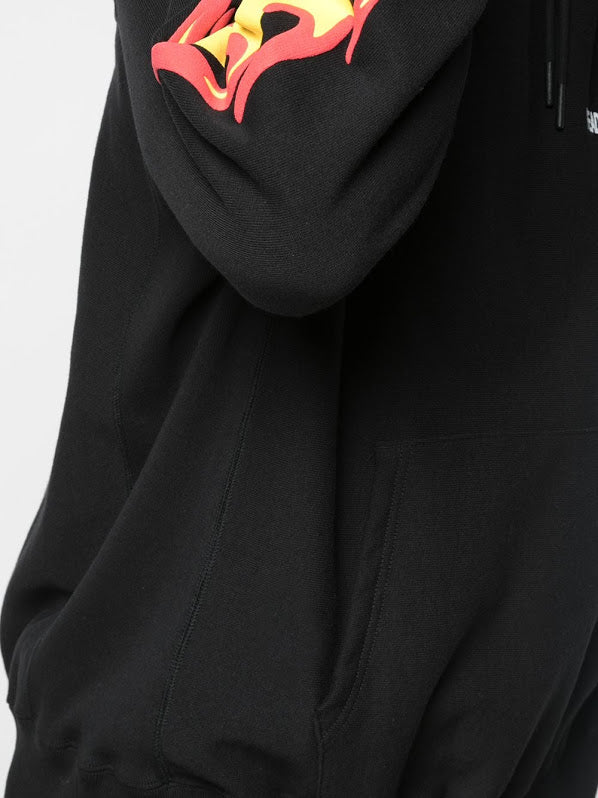 READYMADE SMILE FIRE HOODIE