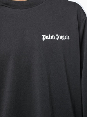 PALM ANGELS MEN LONG SLEEVES TRACK TEE