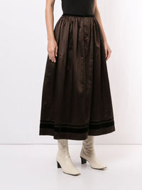 UMA WANG WOMEN GLORIA SKIRT